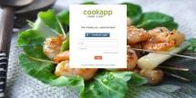 CookApp Site Image