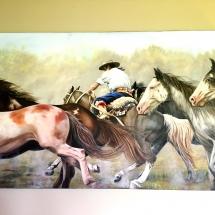 Gaucho painting