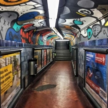 Subte Tunnel