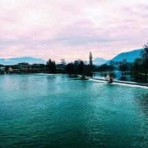Bihac Una River
