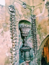 Bone Church Fountain