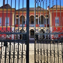 Fronteira Palace Front w Gate