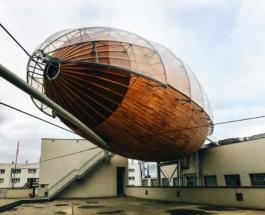 Gulliver's Zeppelin