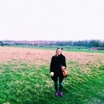 Me on The Heath in color