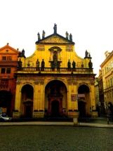 St Salvator Church Baroque
