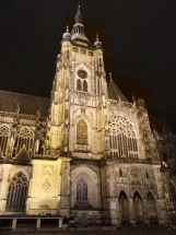 St Vitus at night