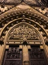 St Vitus front door