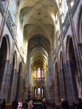 St Vitus inside