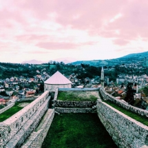 Travnik Bosnia Fortress