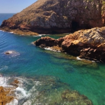 Berlenga Chrystal Clear Water