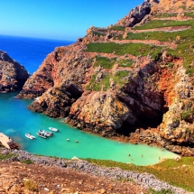 Berlenga main beach