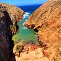 Berlenga private cove