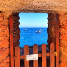 Berlenga view from fort