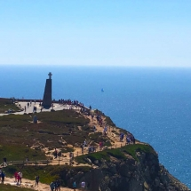 Cross at Cabo da Roca