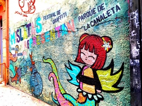 Street Art Julieta