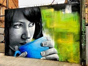 Street Art Tamara