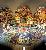 National Palace Mural2