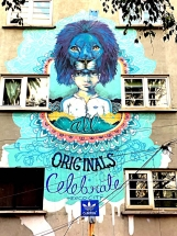 Street Art Originals Celebrate