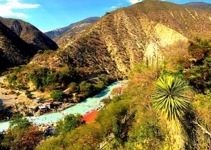 Tolantongo River