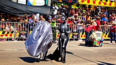 Barranquilla Skeletons Dance of Garabato