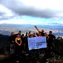 Bogota Hike Remote Year