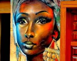 Bogota Street Art de Roca