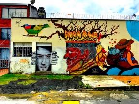 North Bogota Street Art2