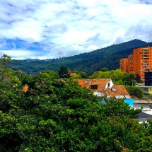 North Bogota and Mountains