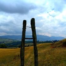 Suesca fenceline
