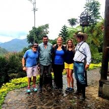 Jardin group shot with farmer