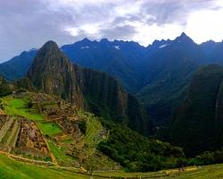Machu Picchu moneyshot