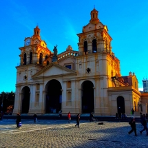 Cathedral of Cordoba San Martin Sq