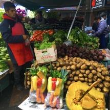 Farmers Market Crisol Calle