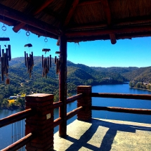 Lago San Rogue deck