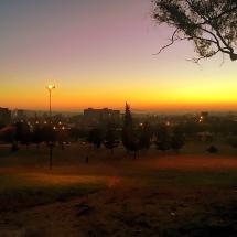 Morning Sunrise Cordoba