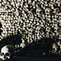 Skull Pile Bone Church