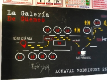 Map of Galeria